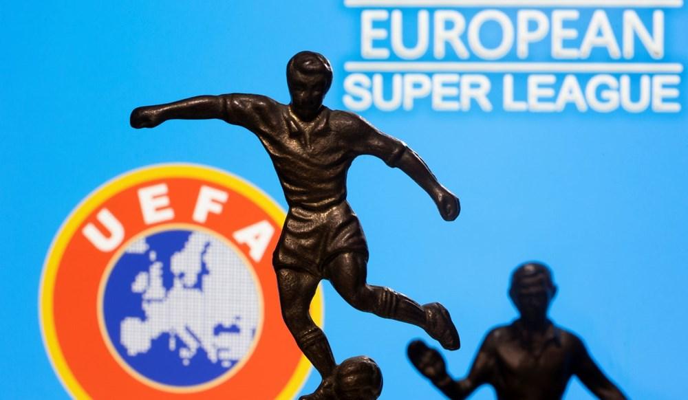 Avrupa Süper Ligi'nde yaprak dökümü - 9