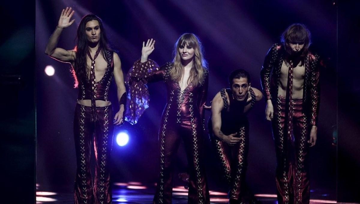 Eurovision birincisi İtalya'nın solisti uyuşturucu suçlamasından aklandı