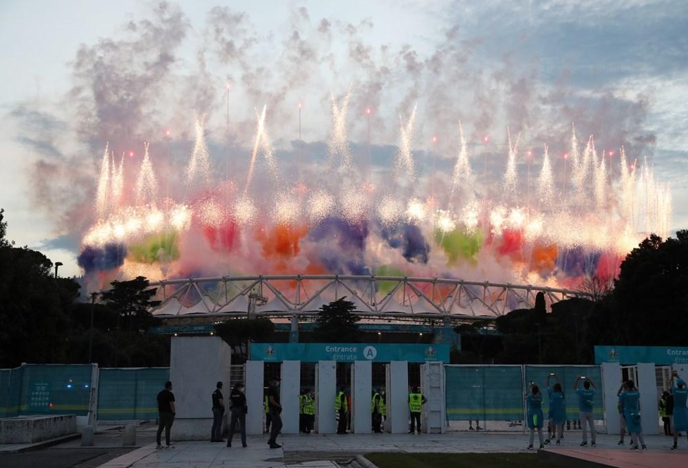 EURO 2020'ye görkemli açılış - 4