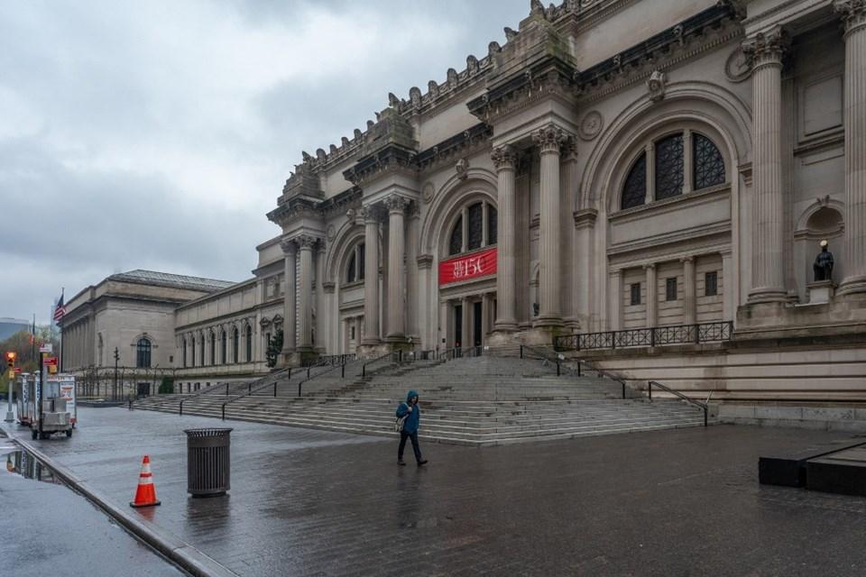 150. yılındaThe Metropolitan Museum of Art