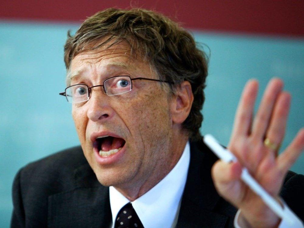 Bill Gates'ten corona virüs iddialarına yanıt - 6