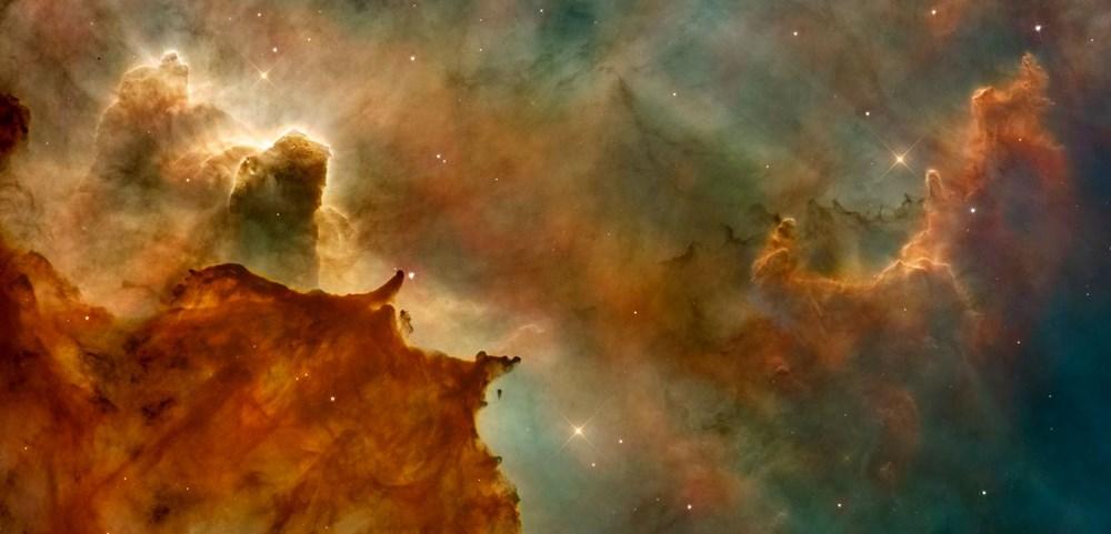Çin kendi Hubble teleskopunu yapıyor: 2.5 milyar piksel - 3