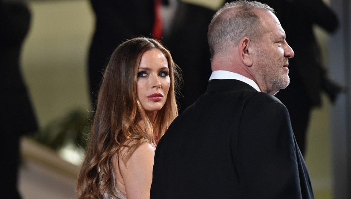 Tecavüz suçlusu yapımcı Harvey Weinstein ile Georgina Chapman resmen boşandı