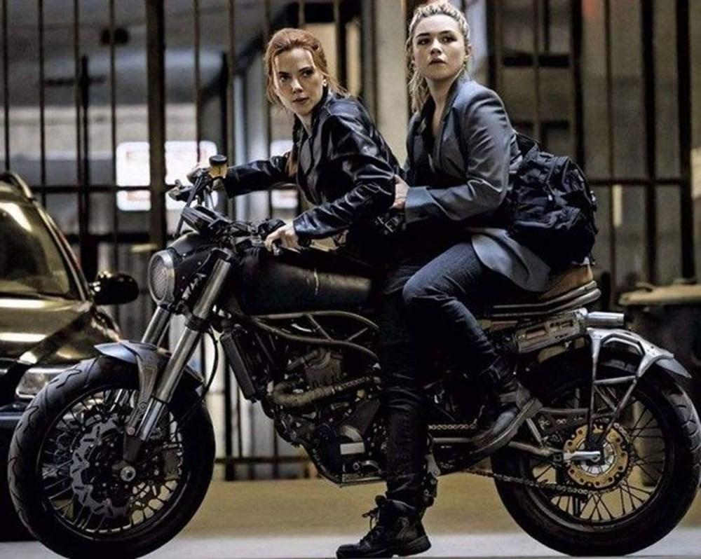 Scarlett Johansson: Kara Dul karakteri fazla cinselleştirildi - 5