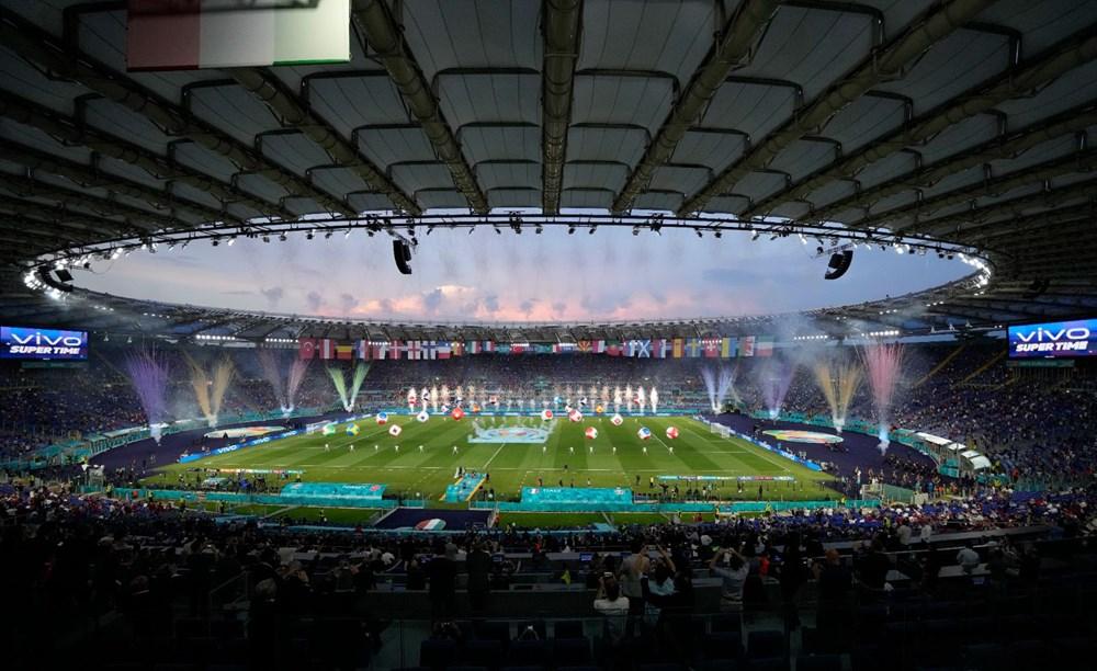 EURO 2020'ye görkemli açılış - 21