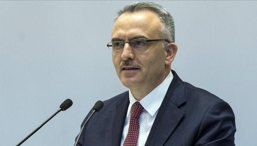 Naci Ağbal: Büyümenin temel taşı hukuk olacak