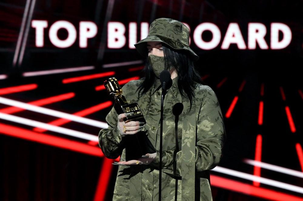 2020 Billboard Müzik Ödülleri sahiplerini buldu - 2