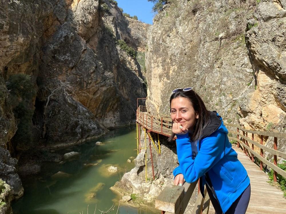 9 bin yıllık tarihin izleri gün yüzüne çıkıyor! Denizli'nin gizli cenneti Çal Kısık Kanyonu - 5