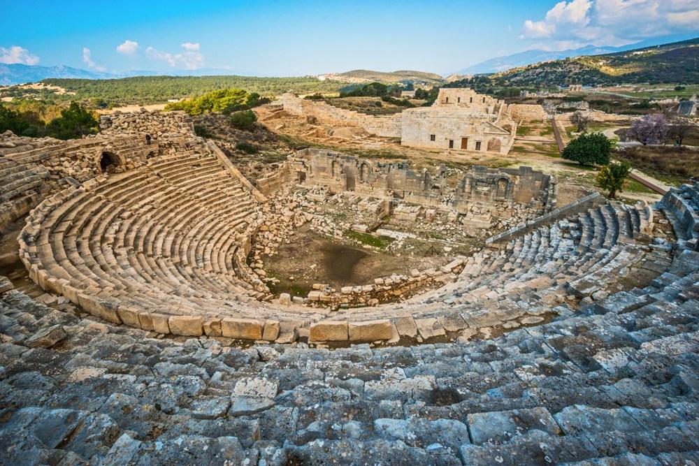 Türkiye'nin kültürel serveti: Ege'nin görkemli antik kentleri - 26