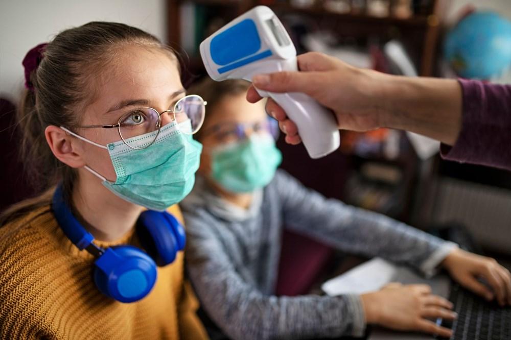 Çocuklarda corona virüs belirtileri - 6