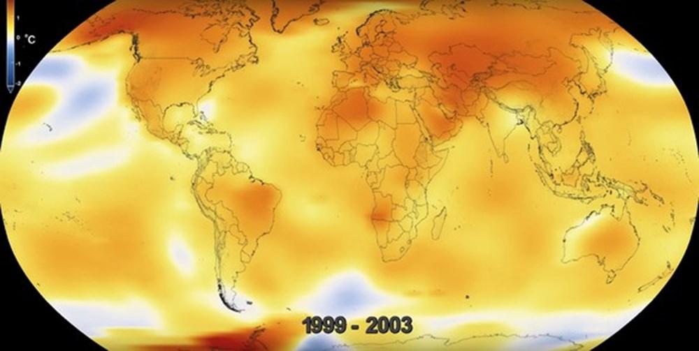 Dünya 'ölümcül' zirveye yaklaşıyor (Bilim insanları tarih verdi) - 129