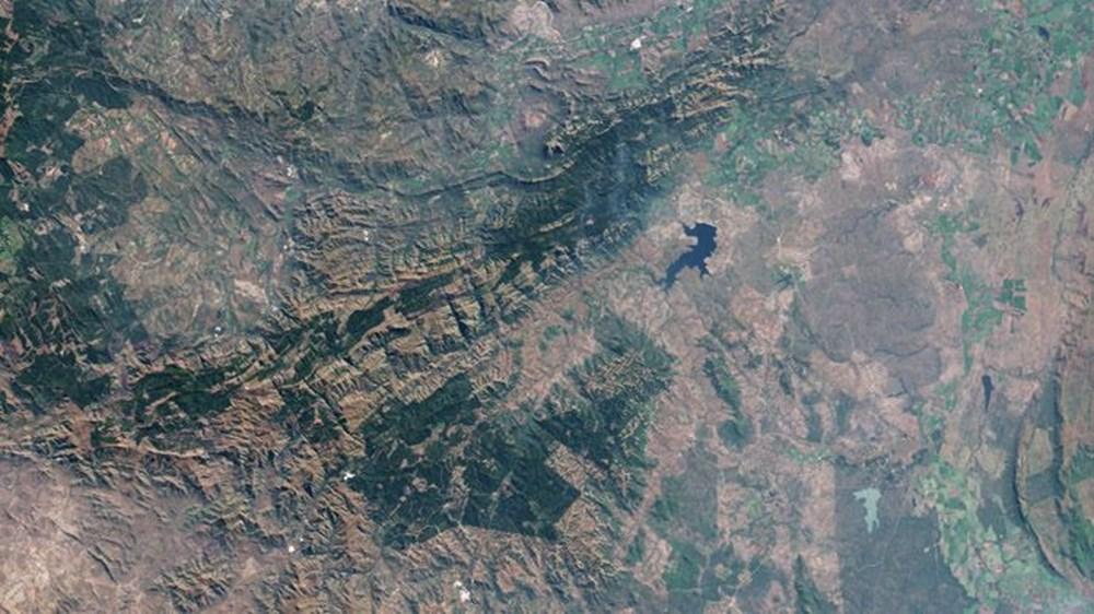 NASA Ankara'dan fotoğraf paylaştı (Astronotların gözünden gezegenimiz) - 33
