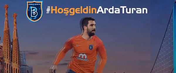 "Arda Turan'dan ""3. İstanbul"" seferi"