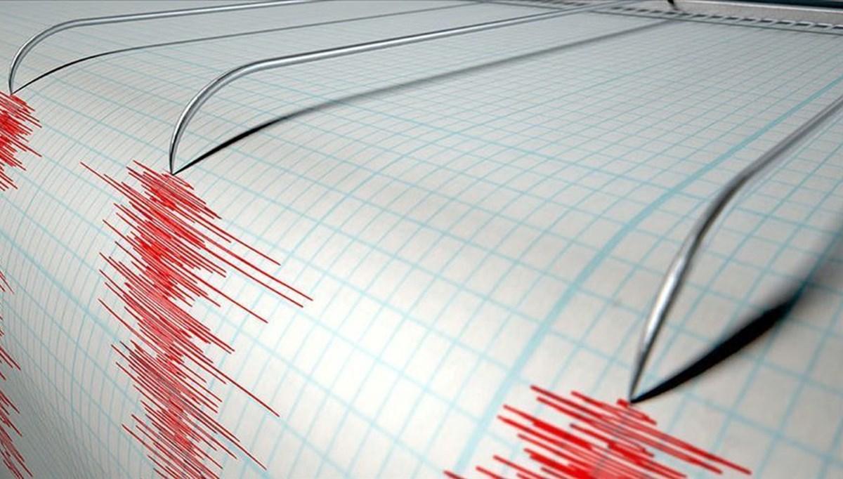Şili ve Antarktika'da depremler