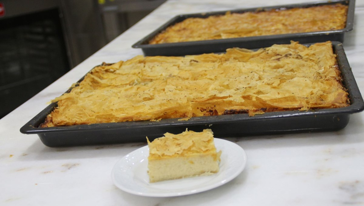 Coğrafi işaretli Hopa Laz böreğinde seri üretime geçilecek