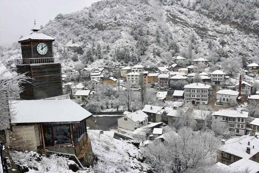 Bolu'da 'tabiatın kalbi' Gölcük ve Mudurnu'dan kartpostallık fotoğraflar - 5