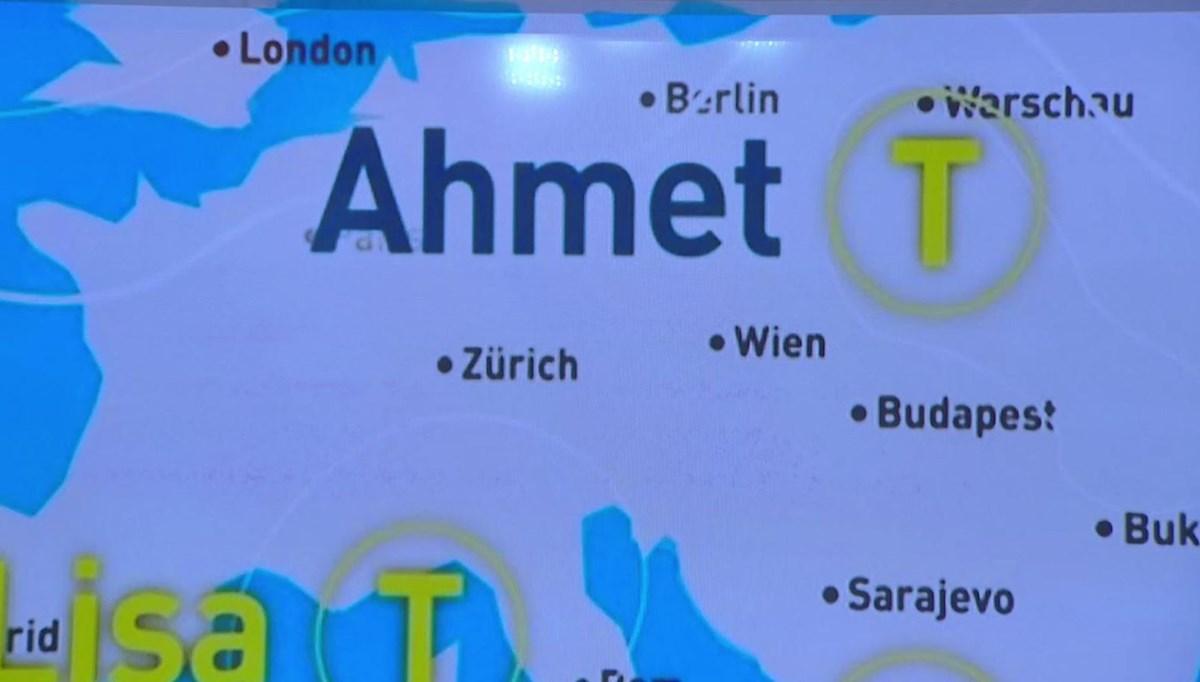 Hava olaylarına Türkçe isim dönemi
