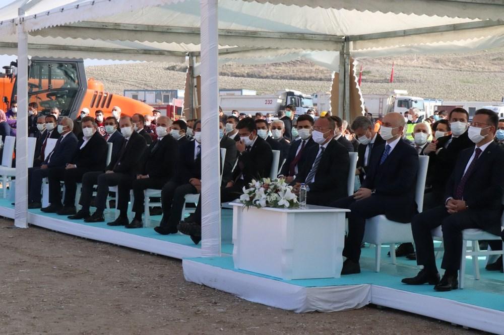 Bakan Karaismailoğlu: Aydın-Denizli Otoyolu seyahat süresini 1 saat 15 dakikaya düşürecek - 2