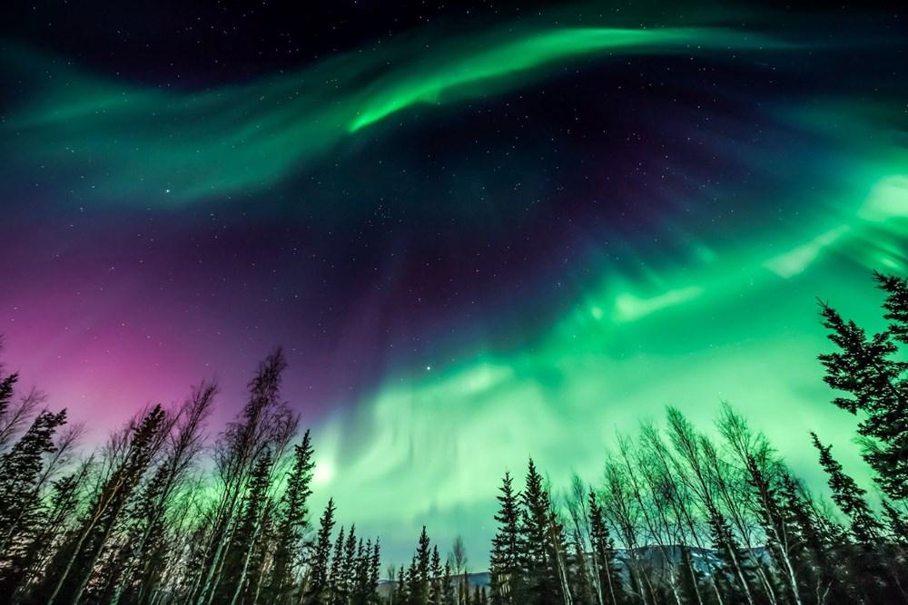 Binlerce yıldır insanlığı büyüleyen kuzey ışıklarının gizemi çözüldü - 11