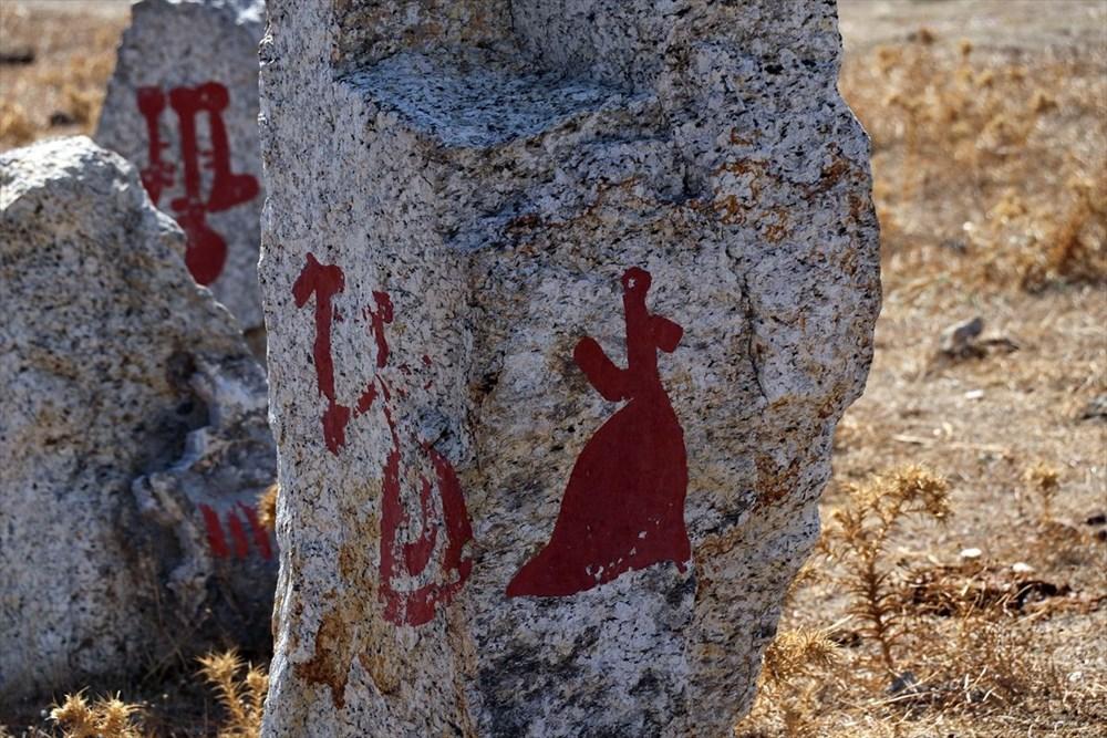 Latmos'daki kaya resimleri, dünyaya kardeşlik mesajıyla tanıtılacak - 4