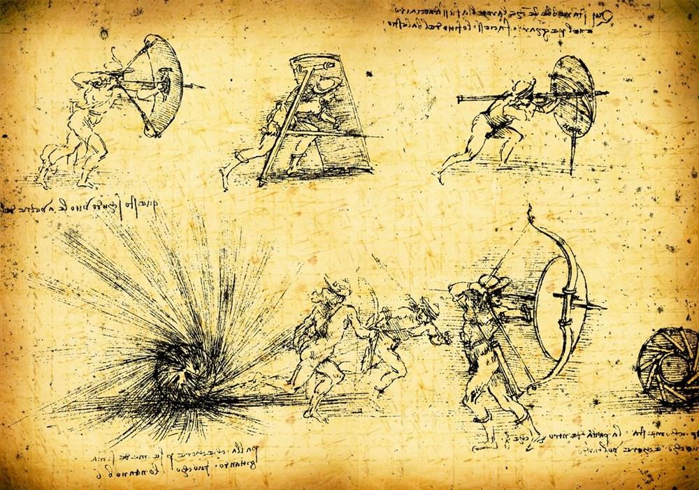 Leonardo Da Vinci'nin soyağacının 700 yılı ortaya çıkarıldı: Yaşayan 14 torunu bulundu - 6