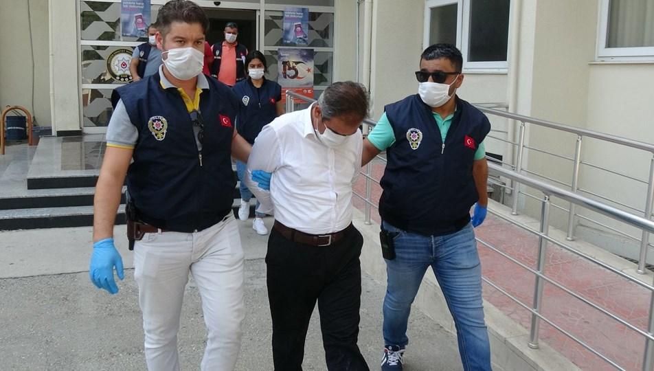 Mermeri altın diye sattılar: 3 kişi tutuklandı