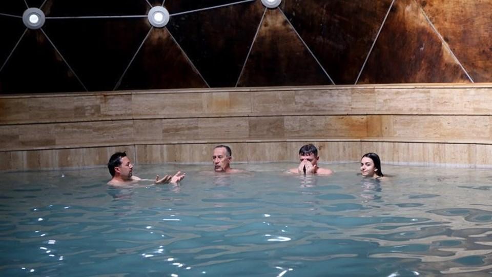 Günübirlik tatilcilerin gözdesi: Termal Kaplıcalar