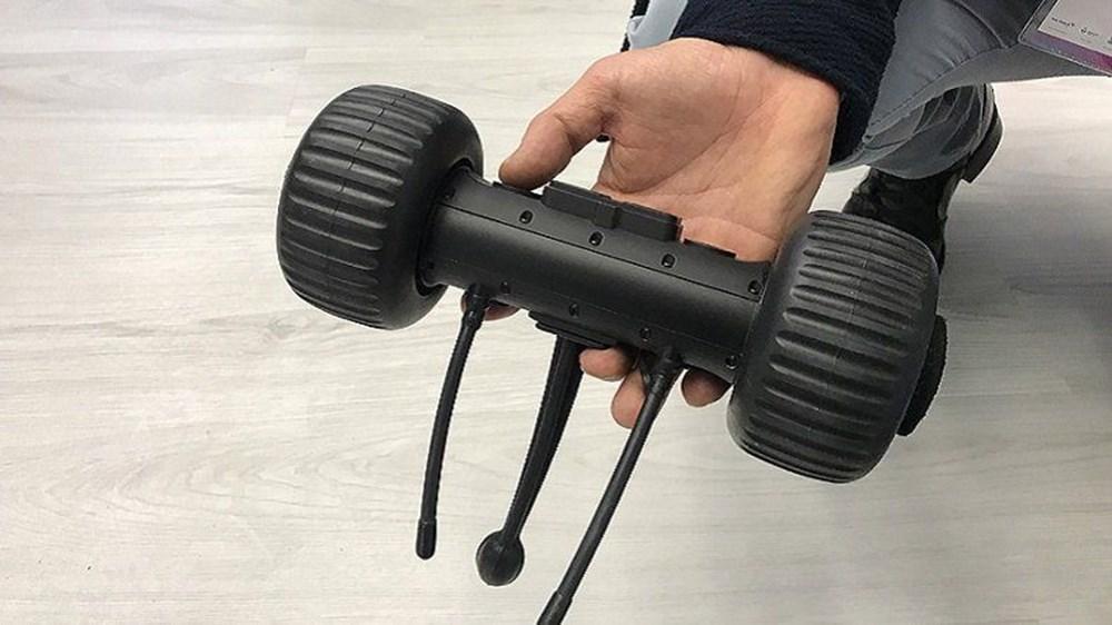 Silahlı drone Songar, askeri kara aracına entegre edildi (Türkiye'nin yeni nesil yerli silahları) - 125