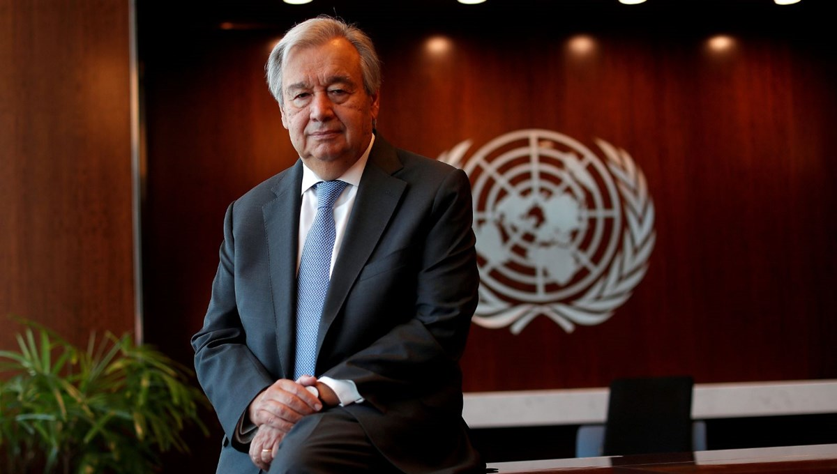 Guterres: Afganistan için 1.1 milyar dolar bağış sözü aldık