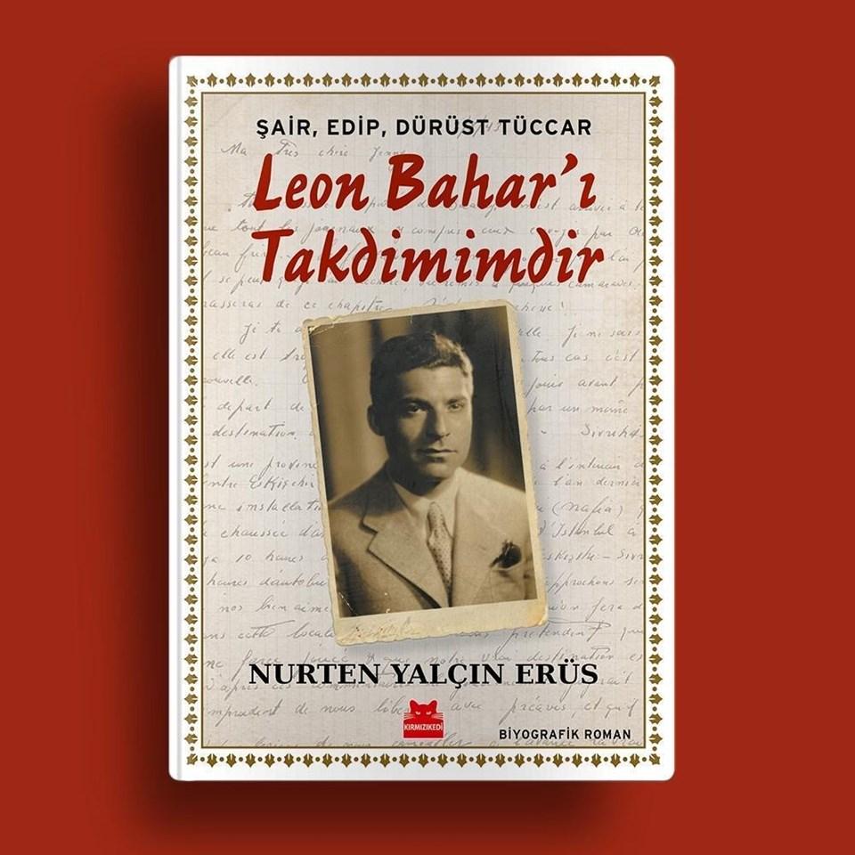 44 yaşında hayatını kaybeden Yuda Leon Bahar'ın öyküsü Kırmızı Kedi'den çıktı.