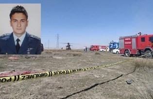 Konya'da Türk Yıldızları'na ait uçak düştü: Pilot şehit