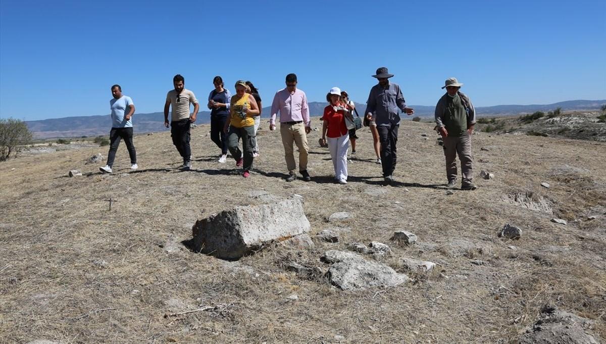 Denizli'de kazıların başladığı Aşağıseyit Höyüğü'nde Hitit izleri aranıyor