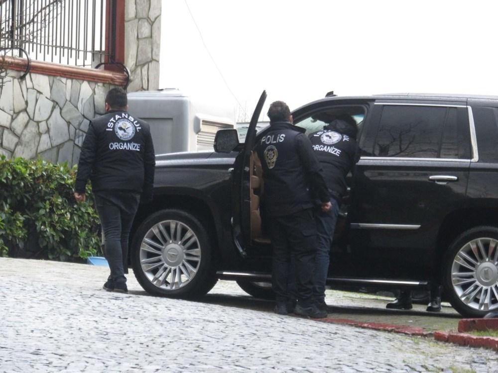 SON DAKİKA HABERİ: Sedat Peker'in de aralarında bulunduğu 63 kişiye 'organize suç örgütü' operasyonu - 11