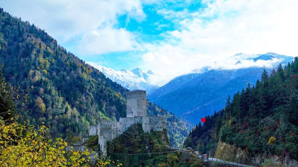 Türkiye'nin 7 bölgesinin tarihi cennetleri - 9