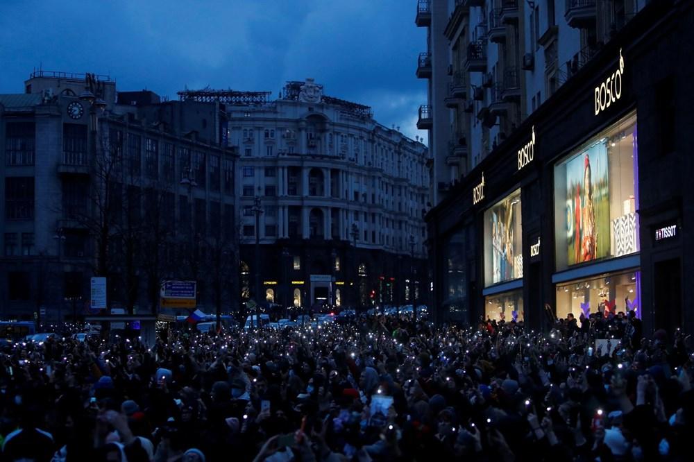 Rusya'da Navalny protestoları: Bin 700'den fazla kişi gözaltına alındı - 10