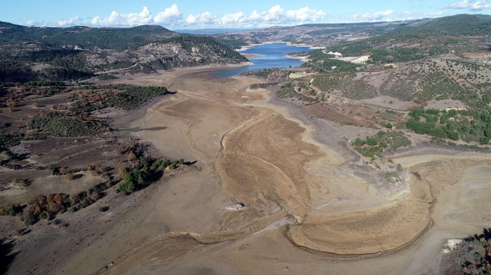 Çanakkale'de baraj boşaldı, su kullanımıyla ilgili yasaklar geldi - 1