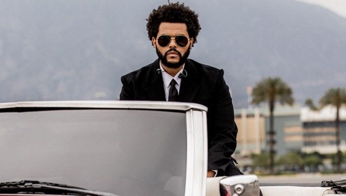 The Weeknd'in klibine epilepsi yasağı