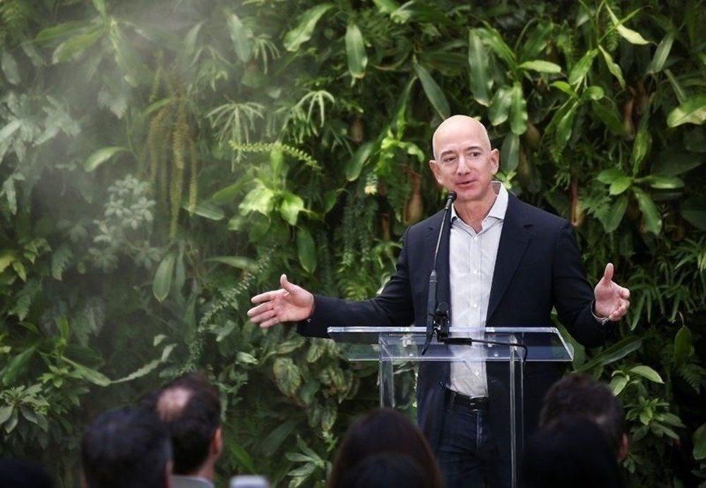 Jeff Bezos servetiyle rekor tazeledi - 7