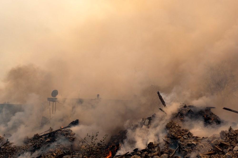 BM uyardı: Son 40 yılda dünyada yaşanan doğal afetlerin sayısı 5 kat arttı - 8