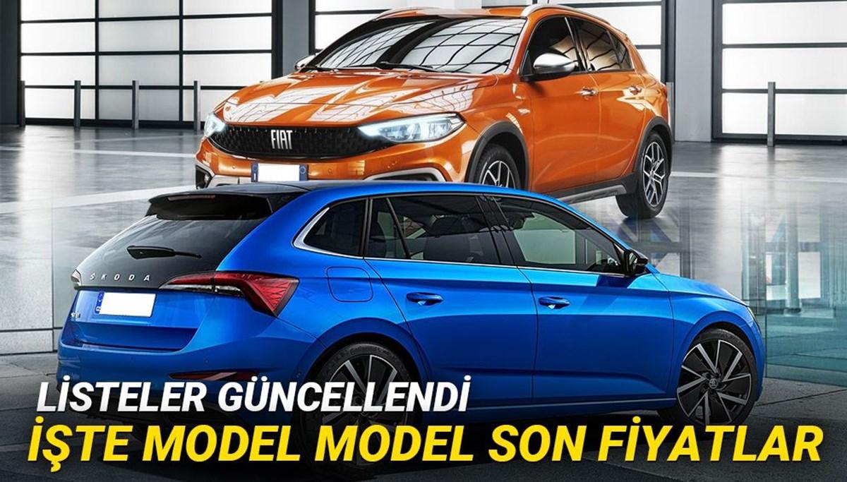 Türkiye'de 2021 yılında satılan en ucuz sıfır otomobiller (Ekim fiyatları)