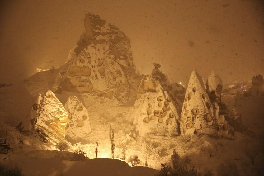 Kar altındaki Türkiye - 1