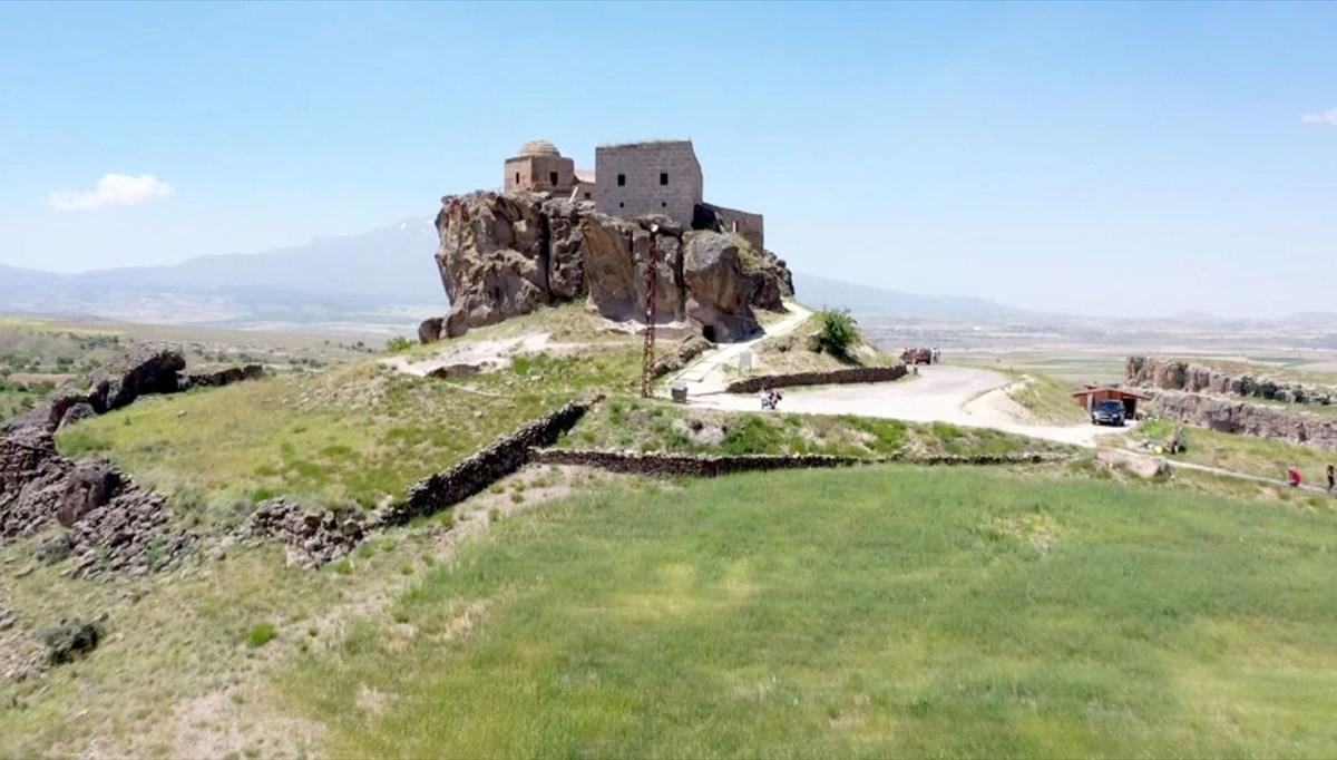 Aksaray'daki Yüksek Kilise ziyaretçilerini bekliyor