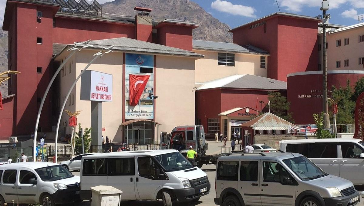 Hakkari İl Emniyet Müdür Yardımcısı Hasan Cevher meslektaşının silahlı saldırısında şehit oldu