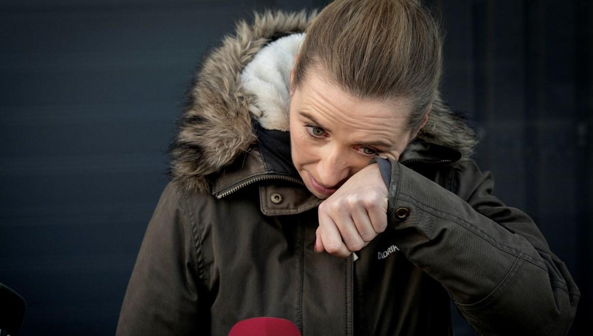 Danimarka Başbakanı vizonlar için ağladı, özür diledi