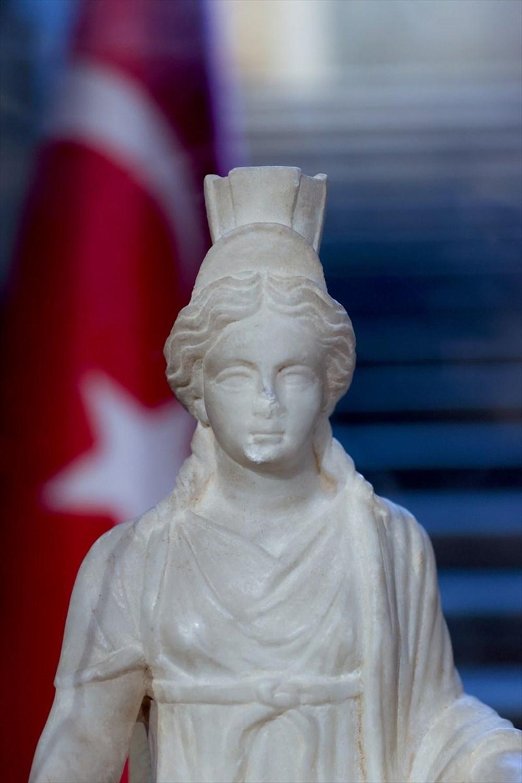 Afyonkarahisar'da, Kybele heykeli bekleniyor - 5