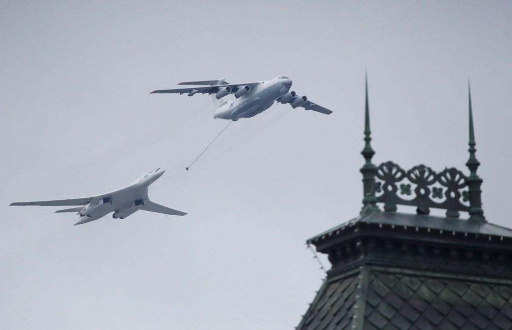 Rusya'da Zafer Günü kutlamaları: Moskova'da askeri geçit töreni - 23