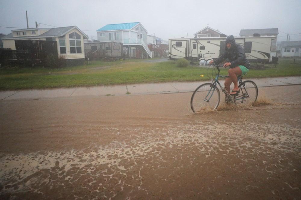 ABD'de Henri Kasırgası etkili oluyor: 140 bin haneye elektrik verilemiyor - 3