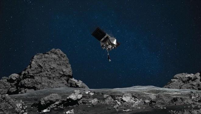 NASA'nın uzay aracı göktaşı örnekleri