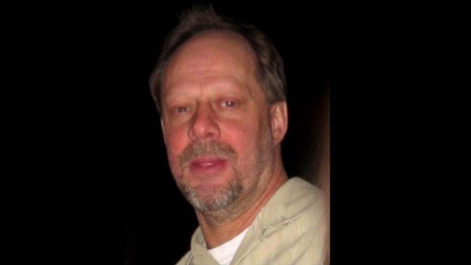 Saldırgan Stephen Paddock