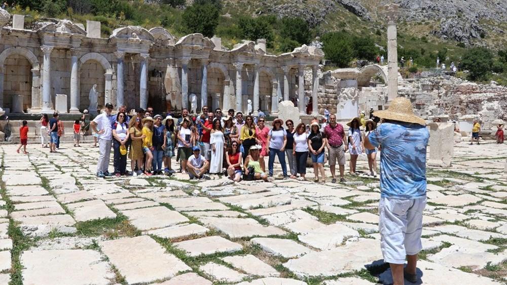 Burdur'unantik güzelliği: Sagalassos Antik Kenti - 7